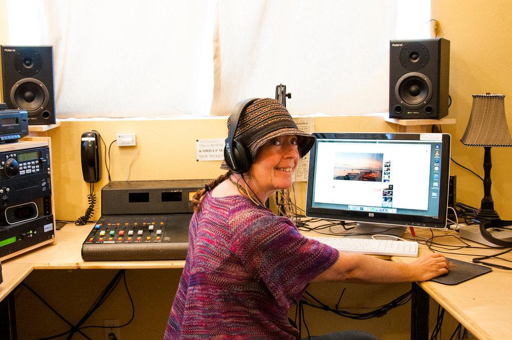 DJ Comma // Donna O'Donovan